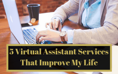 5 Virtual Assistant Services That Improve My Life