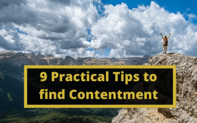 9 Practical Tips to Find Contentment