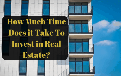 How Much Time Does it Take To Invest in Real Estate?