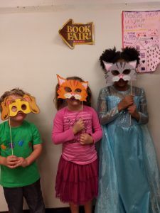 Elementary School Masquerade