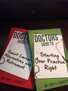 Dr. Fawcett's books