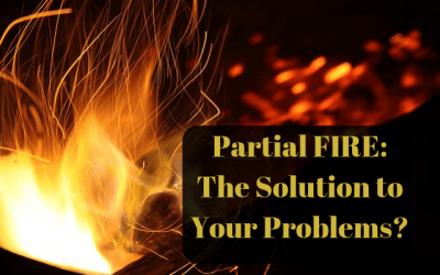 Partial FIRE: The Solution to Your Problems?