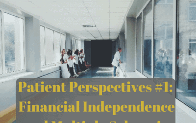 Patient Perspectives #1:  Financial Independence and Multiple Sclerosis