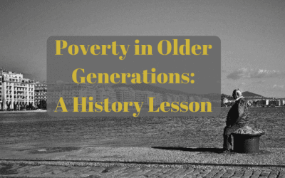 Poverty in Older Generations: A History Lesson