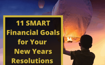 11 SMART Financial Goals for Your New Years Resolutions