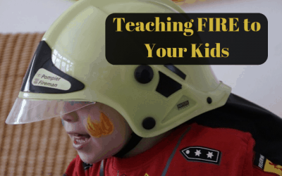 Teaching FIRE to Your Kids