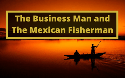 The Business Man and The Mexican Fisherman