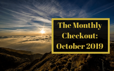 The Monthly Checkout: October 2019