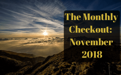 The Monthly Checkout: November 2018