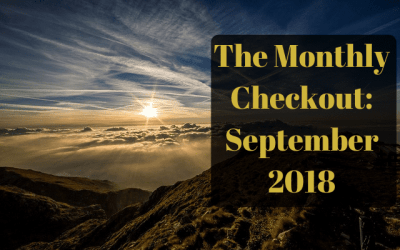 The Monthly Checkout: September 2018