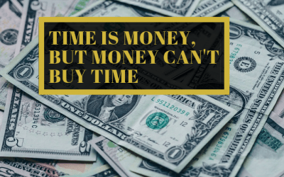 Time is Money, but Money Can't Buy Time