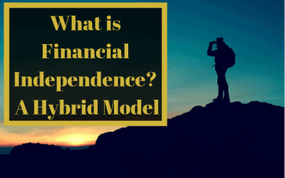 What is Financial Independence?  A Hybrid Model