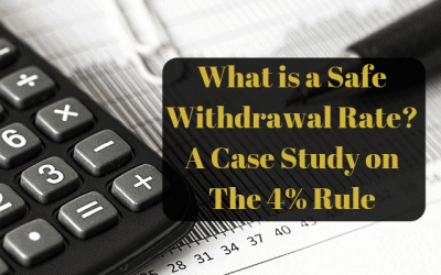 What is a Safe Withdrawal Rate? A Case Study on The 4% Rule