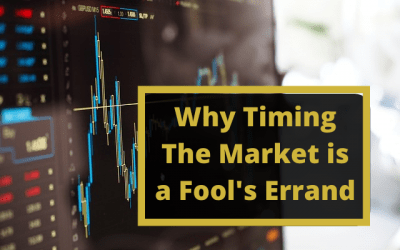 Why Timing The Market is a Fool's Errand